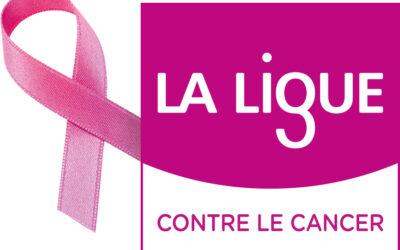 Journées Ambassadeur Cancer avec la Ligue Cancer95, le CRCDC95, la ville de Montigny les Cormeilles